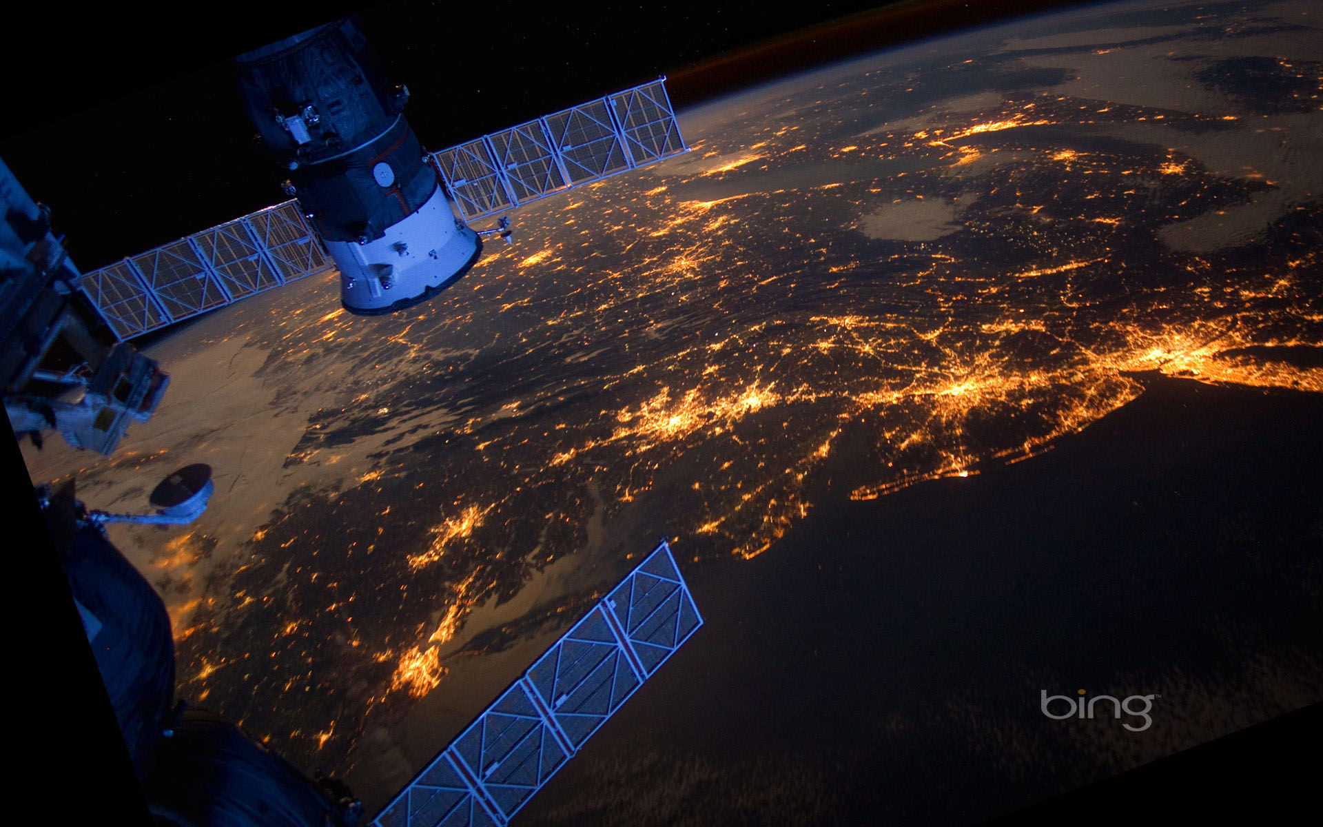 Iss Wallpapers Hd: The International Space Station